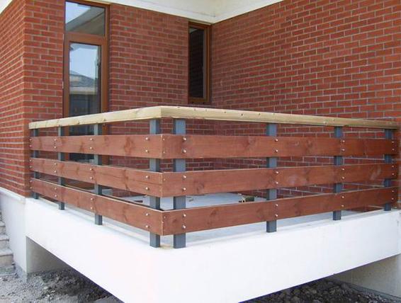 想要购买好的防腐木围栏,这几个方面一定要注意了!